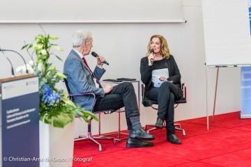 Fachkonferenz in Bremen mit Bettina Tietjen und Henning Scherf